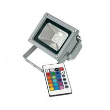 RGB LED Strahler 1x10W 240VAC, IP65