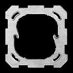 Befestigungsplatte Gr.I 77x77 f.PMI,POMI,FMI,NAP/NUP,BSMEinheitsausschnitt