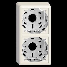 Kappe mit Grundplatte 2x39mm für Kombi FX