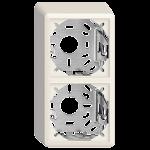 Kappe mit Grundplatte 2x54mm für Kombi FX