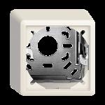 Kappe,EDIZIOdue,54mm,Gr.I,74x74mm,mit Grundplatte
