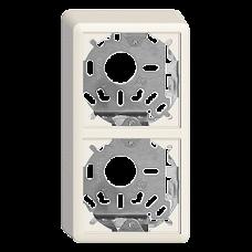 Kappe mit Grundplatte 2x39mm für Kombi FX Universal