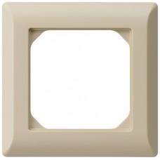 Abdeckrahmen,1x1,beige kallysto.line,92x92,vertikal