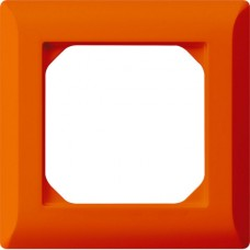 Abdeckrahmen,1x1,orange kallysto.line,92x92,vertikal