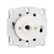 EB-Anschlussdose,8L,weiss Standard,für Rufleuchte