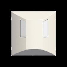 Einsatz Bewegungsmelder pirios 180 D10 1-10 V Dimmer Feller EDIZIOdue colore