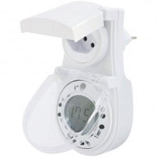 Zeitschaltuhr STAU Digital IP44 T12/T13 KS.CD.9 Programm mit Sensor