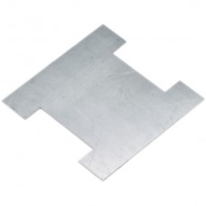 Stahleinlage Hager home für Bodendosen Gr.3 mit Deckel