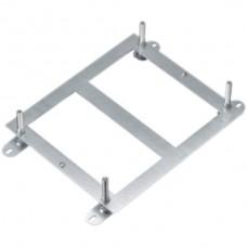 Nivellierplatte Hager home für Bodendosen Gr.4 (25-.70mm)