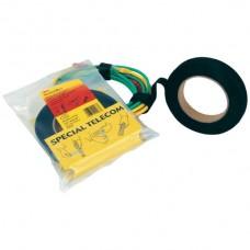 Universal Klettband 20mmx10m schwarz