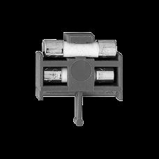 Sicherungshalter,rot,mit Sicherung Feller,für Drehdimmer 30583,30420