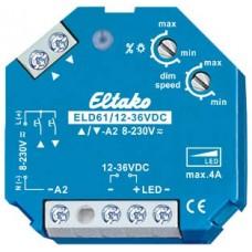 EB-Ferndimmer Eltako 12-36VDC LED, ELD61