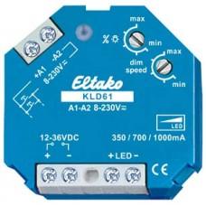 EB-Ferndimmer Eltako 30W 12-36 VDC 1000mA, KLD61