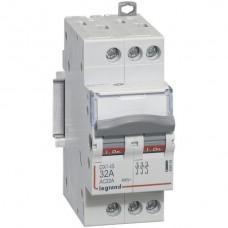 REG Lasttrennschalter 3P 63A Legrand DX³-IS 400V 3TE