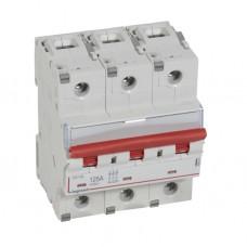 REG Lasttrennschalter 3P 125A DX³-IS 400V 3TE Fernauslösung