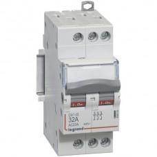 REG Lasttrennschalter 4P 20A Legrand DX³-IS 400V 4TE
