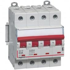 REG Lasttrennschalter 4P 63A DX³-IS 400V 4TE Fernauslösung
