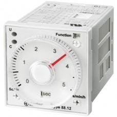 EB-Zeitrelais Finder 8L 24- 230V UC, 6 Funktionen