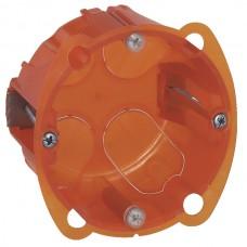 UP-Dose,Batibox,2M,orange,rund universal,Ø67/T50mm,f.Mosaic