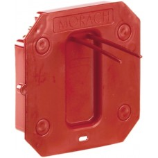 Schutzdeckel,MT,Gr.I,rot Crallo-Leu,70x70x10mm,650° - 10stk