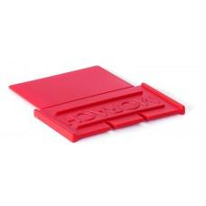 Trennplatte,MT,Crallo-Leu,rot 50x56x3mm,850° - 10stk