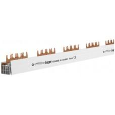 Gabel-Phasenschiene 4P 16mm² 1m lang