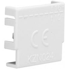 Endkappen Hager KZN024 4L - 10stk