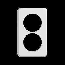 Abdeckplatte STANDARDdue 2×1,2×60mm