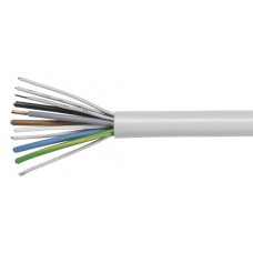 Niederspannungskabel TT 5x10+5x1,5mm² 3LNPE +5L grau