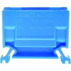 Abzweigklemme Woertz 6mm² blau