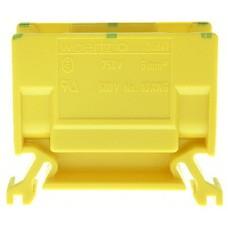 Abzweigklemme Woertz 6mm² gelb-grün