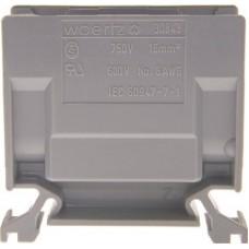 Abzweigklemme Woertz 16mm² grau