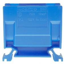 Abzweigklemme Woertz 16mm² blau