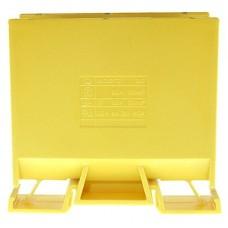 Abzweigklemme Woertz 95-120mm² gelb-grün