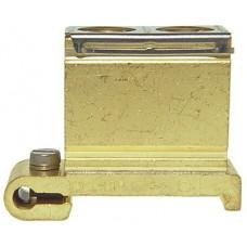 Schutzleiterklemme Woertz 35mm²  EExe blank Serie 30380
