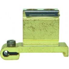 Schutzleiterklemme Woertz 16mm² M8 blank Serie 30380