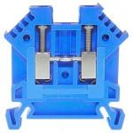 Reihenklemme Woertz 2.5mm² blau