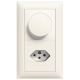 UP-Kombination Feller EDIZIOdue colore I-I Dimmer Universal +T13