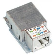 Anschlussmodul freenet 1xRJ45/s Kat.5e AWG24-22 155MHz abgeschirmt R&M