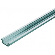 Profilschiene Woertz 15x5mm Aluminium 2m