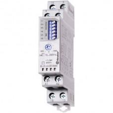 REG-Zeitrelais 1W 16A 12-230V AC/DC Multifunktion Finder