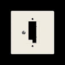 Frontplatte EDIZIOdue colore TT83 2x T+T