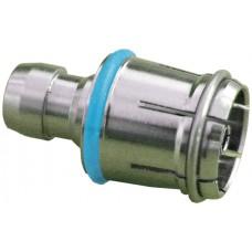 Adapter WISI DV28 IEC-f auf Wiclic-f