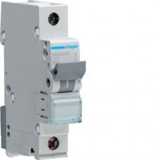 Leitungsschutzschalter 1P 6kA C-40A 1M MCN040 Hager