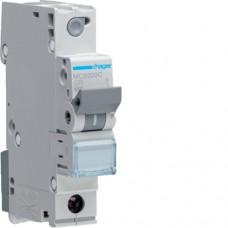 Leitungsschutzschalter 1P 6kA C-20A Quick Connect 1M MCS020C Hager