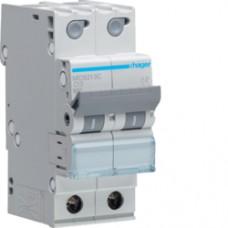 Leitungsschutzschalter 2P 6kA C-13A Quick Connect 2M MCS213C