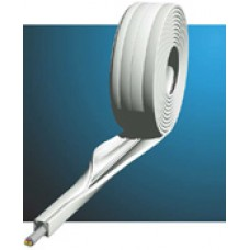 Minikanal Tehalit LFR in Rolle PVC reinweiss 15x15mm 20m