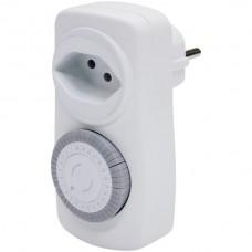 Zeitschaltuhr STAU analog IP20 T12/T13 KS 24h mit 30min It.2Set