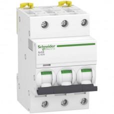 Leitungsschutzschalter Schneider Electric Clario iC40 25A (D) 3L 6kA