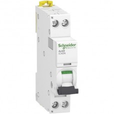 Leitungsschutzschalter Schneider Electric Clario iC40 2A (C) 1LN 6kA